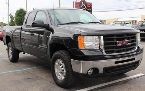 2007 GMC Sierra 3500HD for sale in Clinton Twp, MI