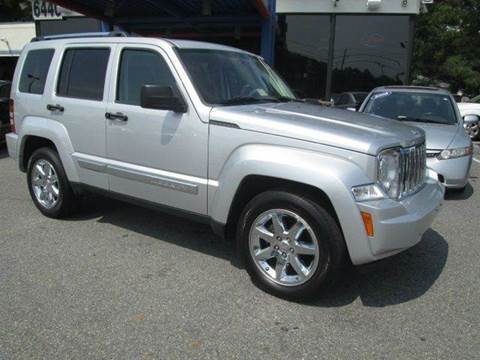 2008 Jeep Liberty for sale at 1 Stop Auto in Norfolk VA
