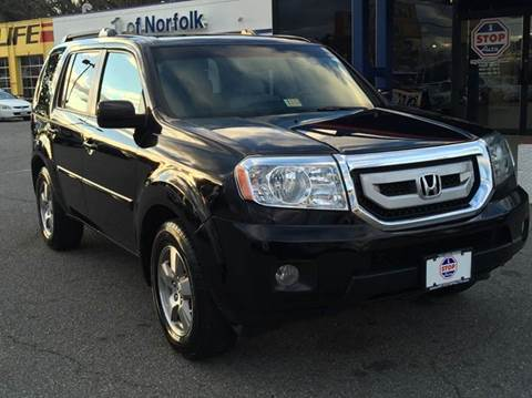 2009 Honda Pilot for sale at 1 Stop Auto in Norfolk VA
