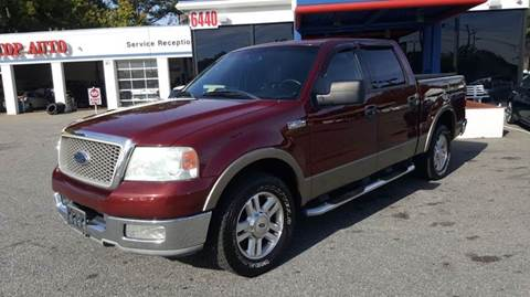2004 Ford F-150 for sale at 1 Stop Auto in Norfolk VA