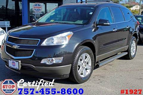 2011 Chevrolet Traverse for sale at 1 Stop Auto in Norfolk VA