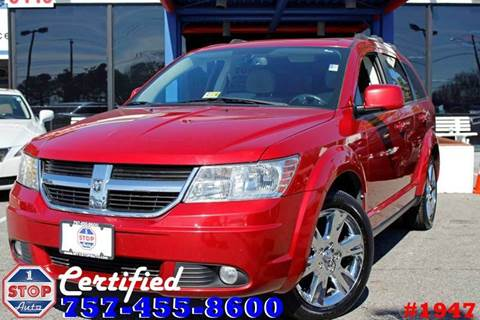 2010 Dodge Journey for sale at 1 Stop Auto in Norfolk VA