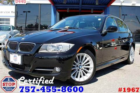 2011 BMW 3 Series for sale at 1 Stop Auto in Norfolk VA