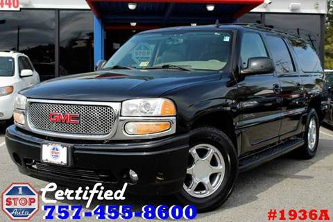 2006 GMC Yukon XL for sale at 1 Stop Auto in Norfolk VA