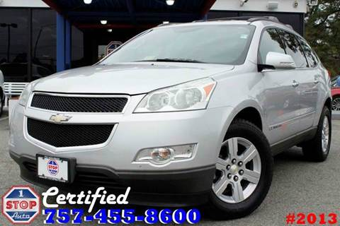2009 Chevrolet Traverse for sale at 1 Stop Auto in Norfolk VA
