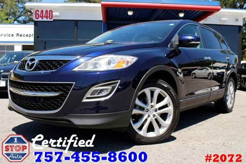 2011 Mazda CX-9 for sale at 1 Stop Auto in Norfolk VA