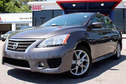 2014 Nissan Sentra for sale at 1 Stop Auto in Norfolk VA