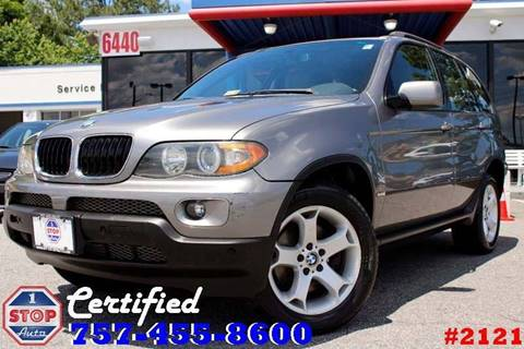 2004 BMW X5 for sale at 1 Stop Auto in Norfolk VA