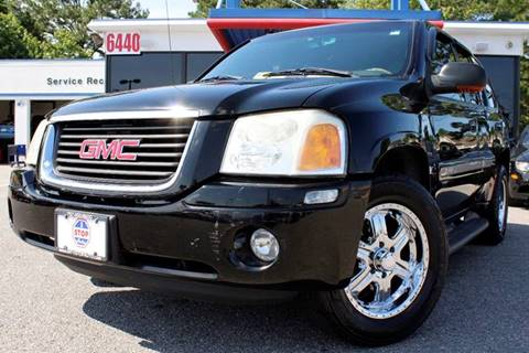 2003 GMC Envoy for sale at 1 Stop Auto in Norfolk VA