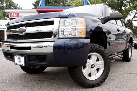 2010 Chevrolet Silverado 1500 for sale at 1 Stop Auto in Norfolk VA