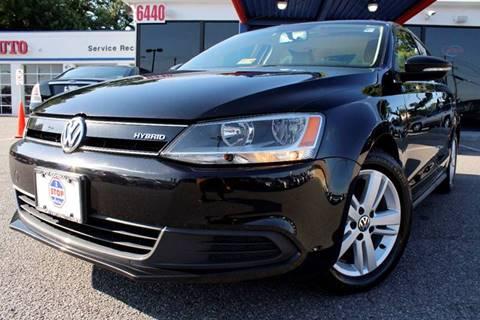 2013 Volkswagen Jetta for sale at 1 Stop Auto in Norfolk VA