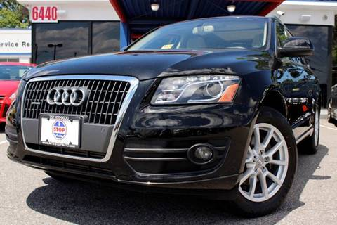 2011 Audi Q5 for sale at 1 Stop Auto in Norfolk VA