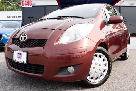 2010 Toyota Yaris for sale at 1 Stop Auto in Norfolk VA