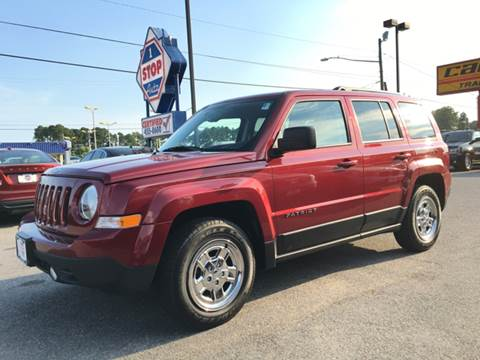 2016 Jeep Patriot for sale at 1 Stop Auto in Norfolk VA