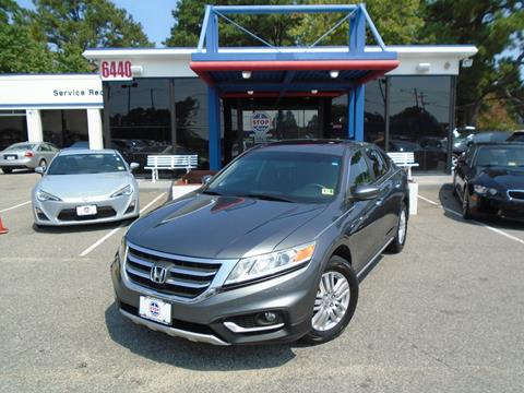2014 Honda Crosstour for sale in Norfolk, VA