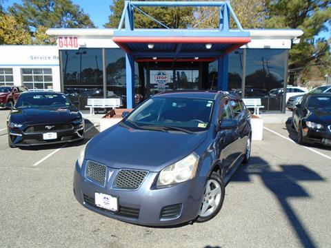 2009 Pontiac Vibe for sale in Norfolk, VA