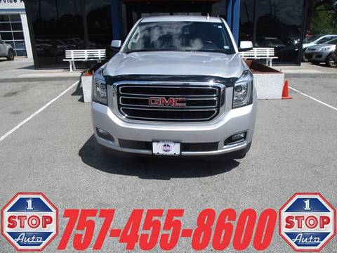 2017 GMC Yukon for sale in Norfolk, VA