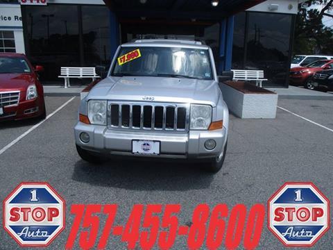 2009 Jeep Commander for sale in Norfolk, VA
