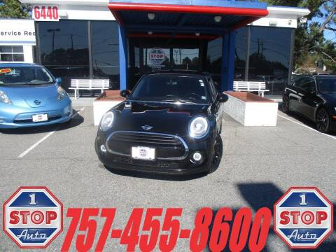 2014 MINI Hardtop for sale at 1 Stop Auto in Norfolk VA