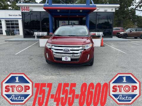 2014 Ford Edge for sale at 1 Stop Auto in Norfolk VA