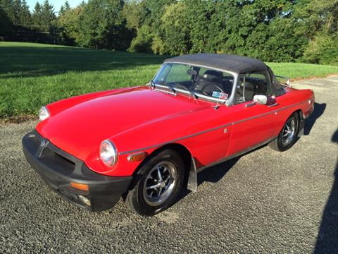 1976 MG MGB for sale in Loyalhanna, PA