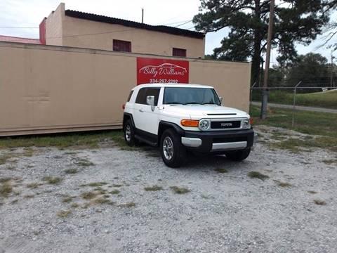 2011 Toyota FJ Cruiser for sale in Phenix City, AL
