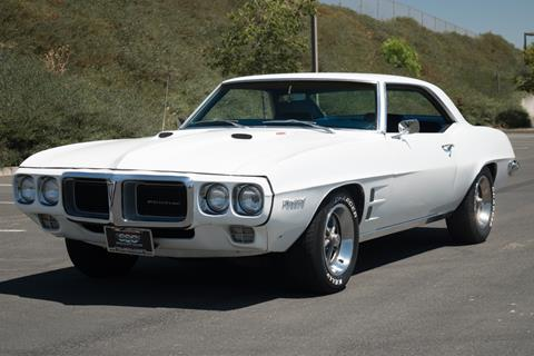 1969 Pontiac Firebird for sale in Benicia, CA