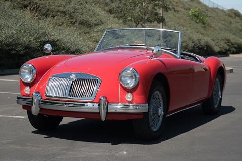 1957 MG MGA for sale in Benicia, CA