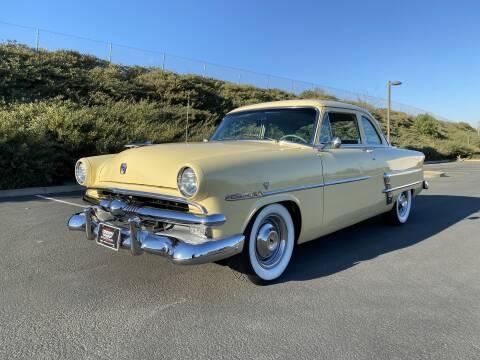 1953 Ford Customline for sale at Specialty Sales BENICIA in Benicia CA