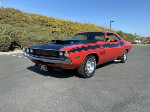 1970 Dodge Challenger for sale at Specialty Sales BENICIA in Benicia CA