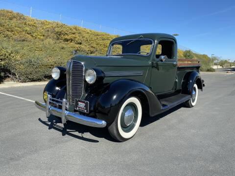 1938 Dodge RC for sale at Specialty Sales BENICIA in Benicia CA