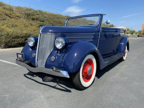 1936 Ford Model 68 for sale at Specialty Sales BENICIA in Benicia CA