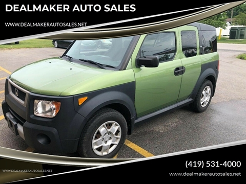 2006 Honda Element for sale in Toledo, OH
