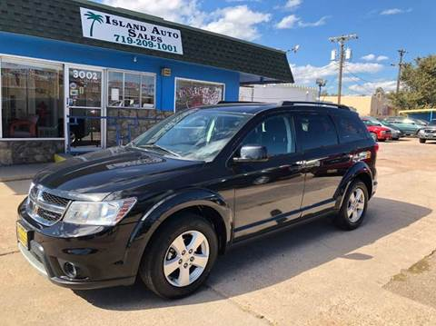 2012 Dodge Journey for sale at Island Auto Sales in Colorado Springs CO