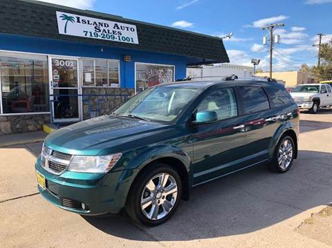 2009 Dodge Journey for sale at Island Auto Sales in Colorado Springs CO