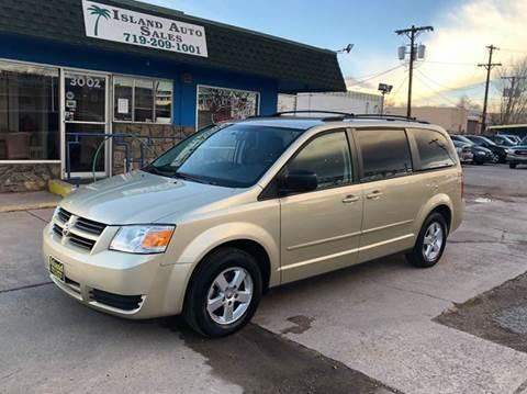 2010 Dodge Grand Caravan for sale at Island Auto Sales in Colorado Springs CO