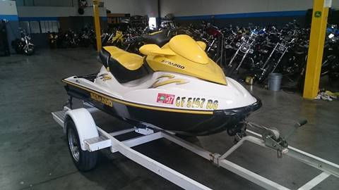 2005 Bombardier Sea Doo GTI LE-RFI for sale in Redlands, CA