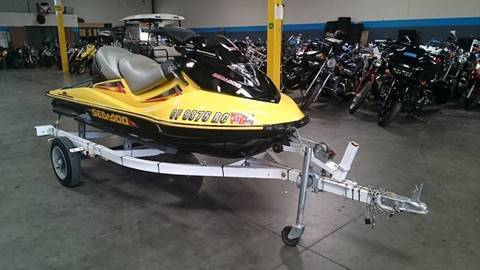 2004 Bombardier Sea Doo GTX 4-Tec Supercharged for sale in Redlands, CA