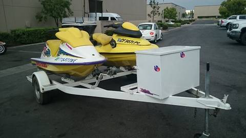 1995 Bombardier Sea Doo XP for sale in Redlands, CA