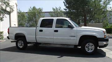 2006 Chevrolet Silverado 2500HD for sale in Redlands, CA