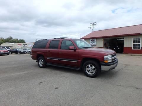 2001 Chevrolet Suburban for sale in Farmington, MO