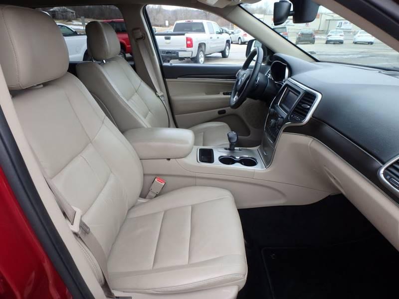 2014 Jeep Grand Cherokee 4x2 Limited 4dr SUV - Farmington MO