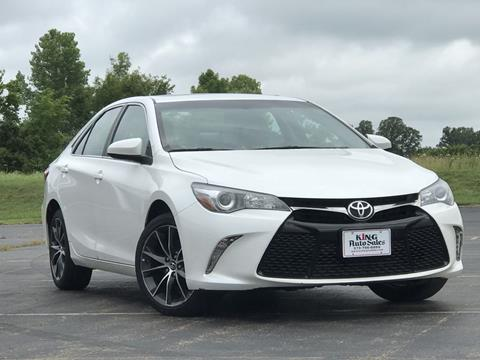 2015 Toyota Camry for sale in Farmington, MO