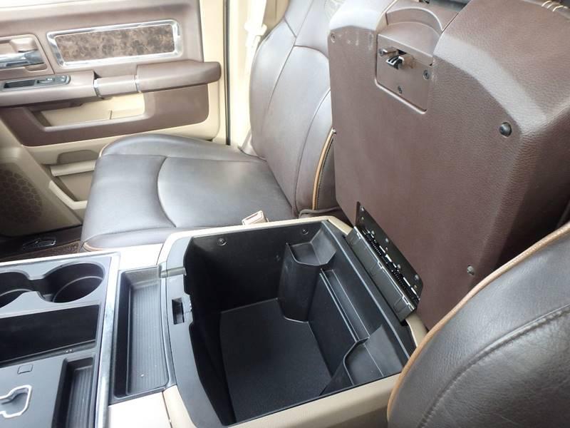 2012 RAM Ram Pickup 1500 4x4 Laramie Longhorn 4dr Crew Cab 5.5 ft. SB Pickup - Farmington MO