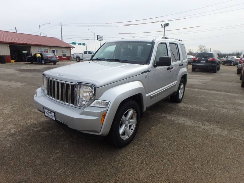 2010 Jeep Liberty 4x4 Limited 4dr SUV - Farmington MO