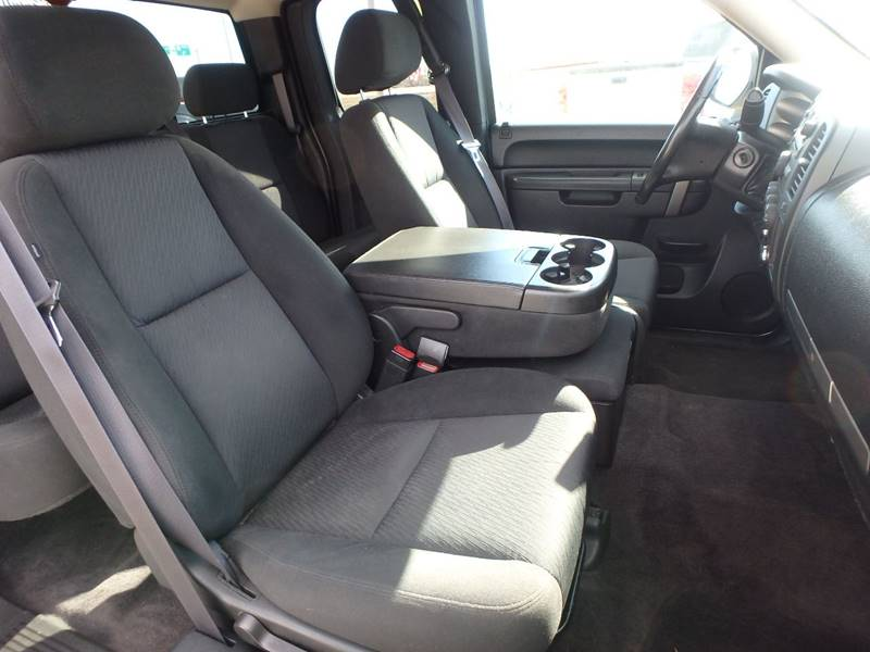 2011 Chevrolet Silverado 1500 4x4 LT 4dr Extended Cab 6.5 ft. SB - Farmington MO