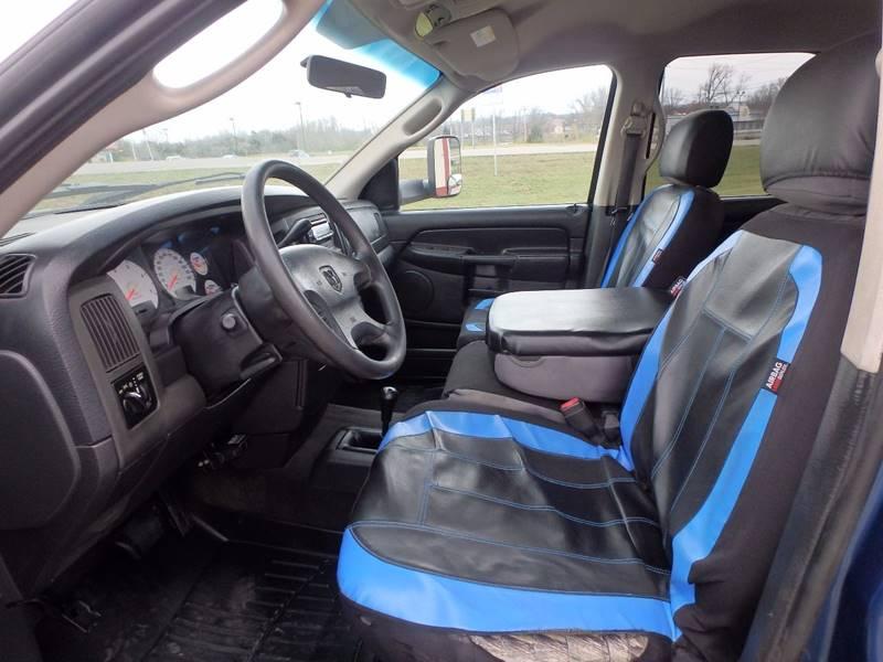 2003 Dodge Ram Pickup 2500 4dr Quad Cab SLT 4WD SB - Farmington MO