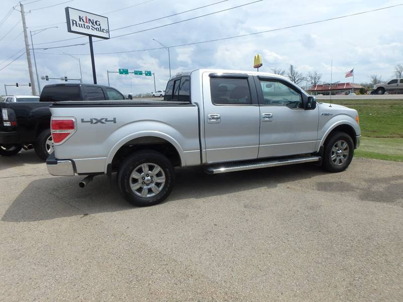2010 Ford F-150 4x4 XLT 4dr SuperCrew Styleside 5.5 ft. SB - Farmington MO