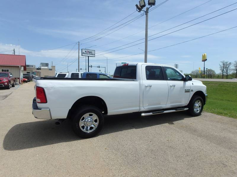 2014 RAM Ram Pickup 3500 4x4 SLT 4dr Crew Cab 8 ft. LB Pickup - Farmington MO
