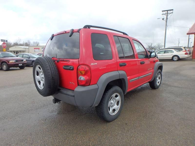 2002 Jeep Liberty 4dr Sport 4WD SUV - Farmington MO
